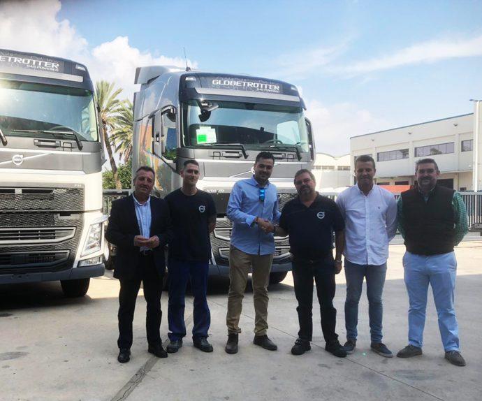 Perchan SA distribuidor del taller Comercial Automoción Rubio