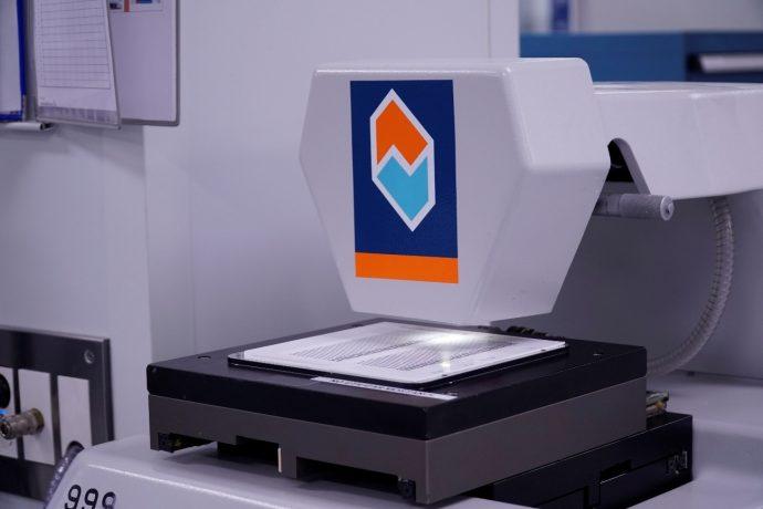 Perfilómetro para el control de las tintas impresas