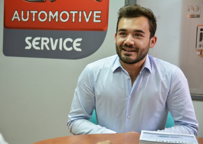 Pierre-Nicolas Croissant EFI Automotive