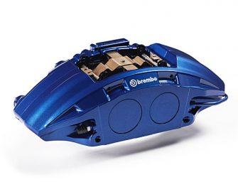 Flexira, la pinza de freno para vehículos compactos de Brembo