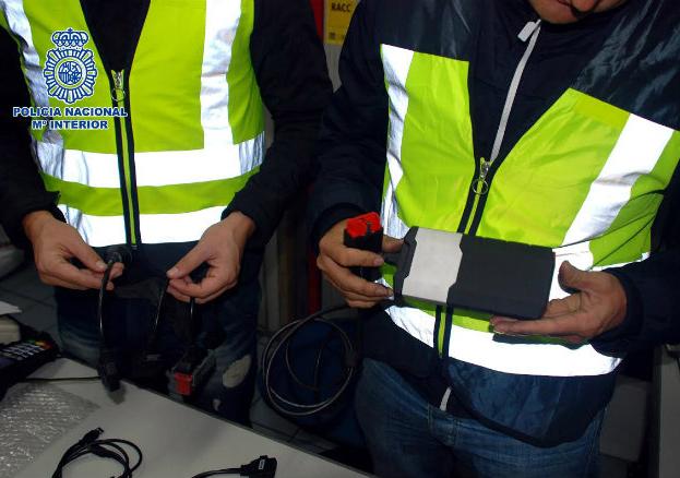 piratería de equipos de diagnosis en Mataró