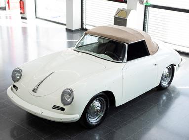 Porsche Roadster 356