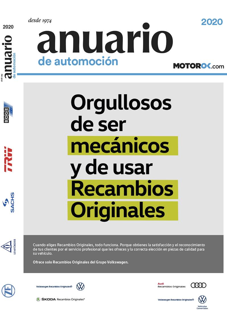 Anuario de Automoción 2020