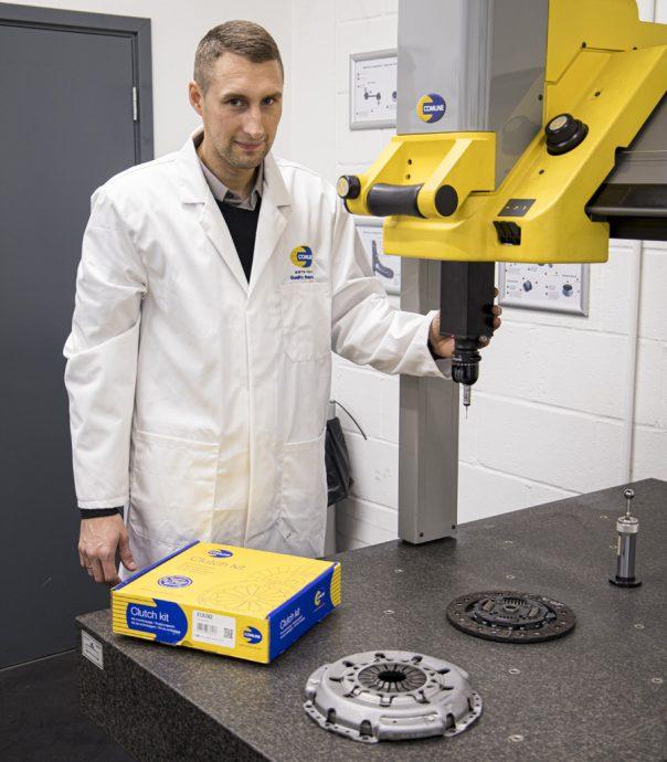 Povilas Borisas reflexiona sobre sistemas de embragues Comline Auto Parts