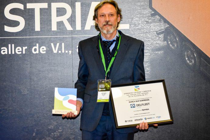 PPG Delfleet One ganadora Premios Calidad y Servicio 2019