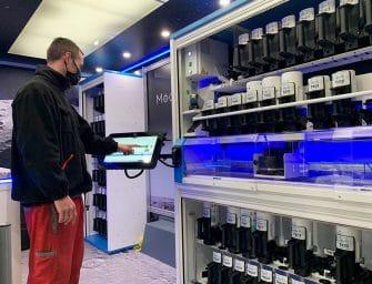 PPG empieza a hacer demostraciones prácticas de MoonWalk a talleres carroceros