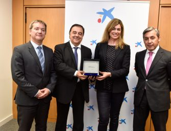 Rufre Diesel Injection, ganadora de los Premios Carácter Empresa a la Internacionalización de CaixaBank y la CEOE