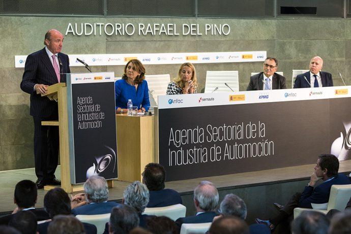 Agenda Sectorial de la Industria de Automoción
