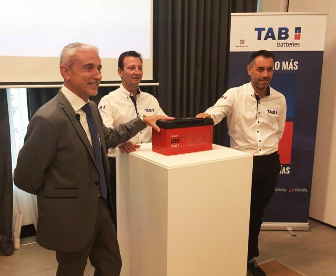 presentación batería TAB 5G Nanotec