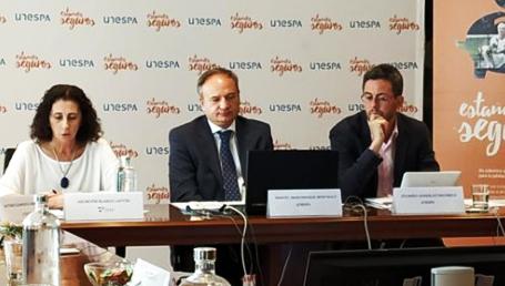 presentación informe golpes de chapa Unespa y Tirea
