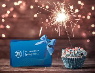El programa de fidelidad ZF [pro]Points celebra su primer aniversario