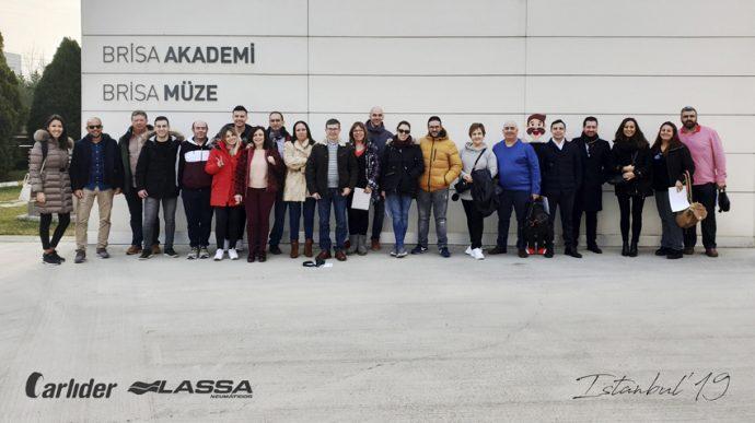 primera convención anual de Carlider Estambul