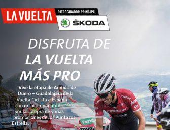 """PRO Service lanza la promoción """"La Vuelta más PRO"""" junto a Škoda"""