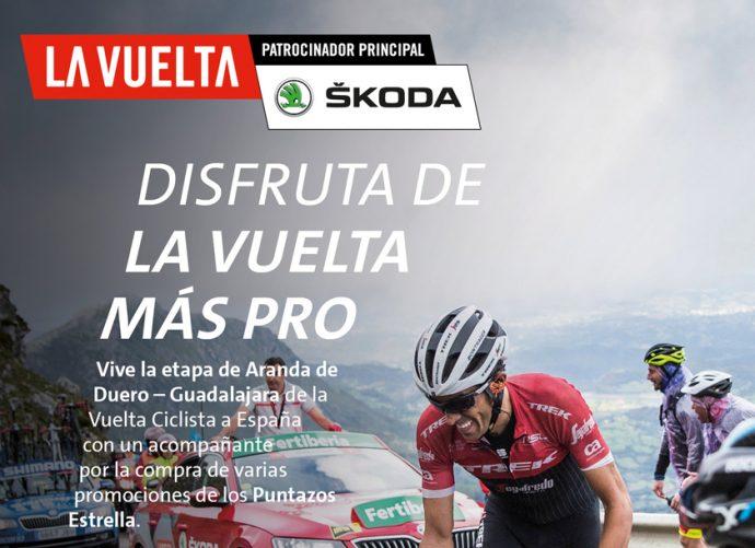 PRO Service campaña La Vuelta más PRO 2019