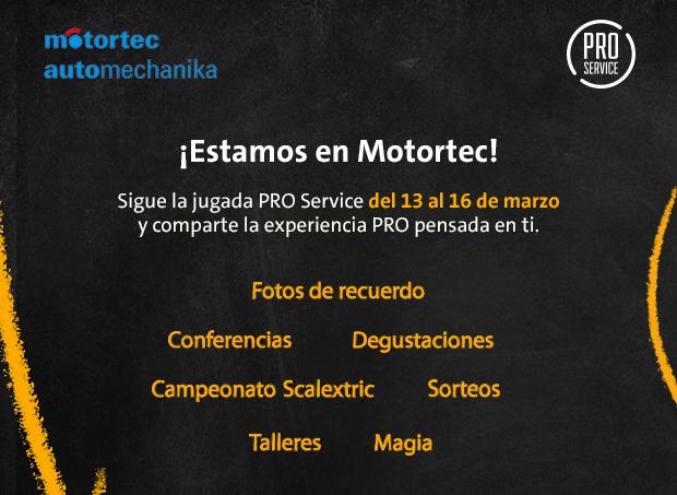 PRO Service Motortec 2019