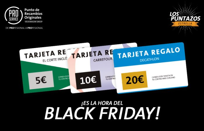 pro service promocion black friday 700x450