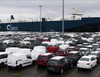 La producción de vehículos en España creció un 3,7% hasta mayo