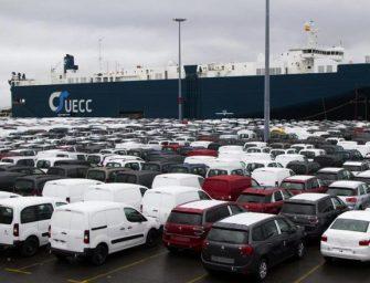 La producción de vehículos en España desciende un 6% en mayo