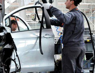 La producción española de vehículos superó en 2019 los 2,8 millones de unidades