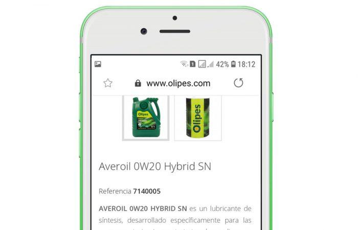 278dff90dce Olipes conecta sus productos con la aplicación móvil WhatsApp
