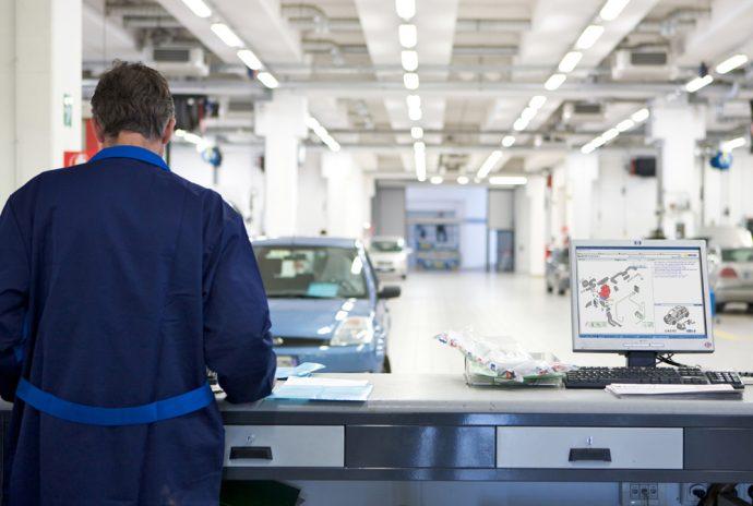 estudio sobre la posventa de automocion The Hub Automotive
