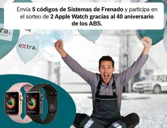 Bosch eXtra celebra los 40 años del ABS con relojes inteligentes iWatch
