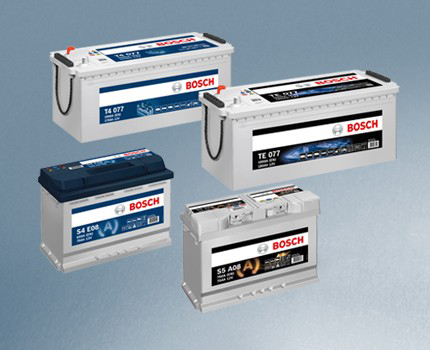 promoción baterías Bosch programa fidelización eXtra