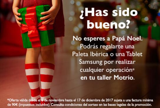 promocion navidad red talleres motrio