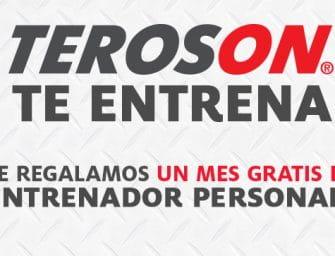 """Henkel regala entrenos personales con la promoción """"TEROSON te entrena"""""""