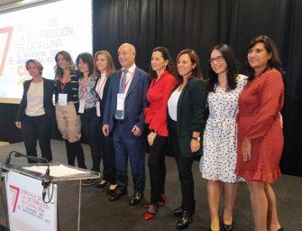 Las mujeres dejan huella en la VII Jornada de la Distribución en Cataluña