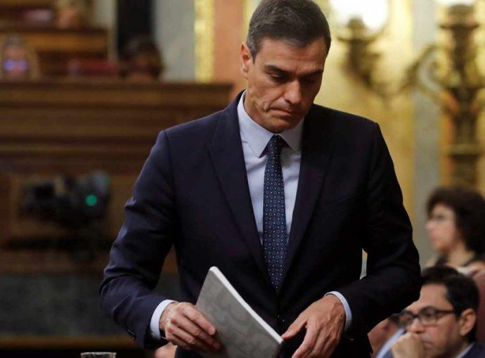 PSOE marcha atrás motores de combustión caducidad 2040