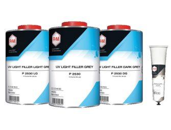 R-M completa con el B 2530 STOP su gama de productos de secado UV