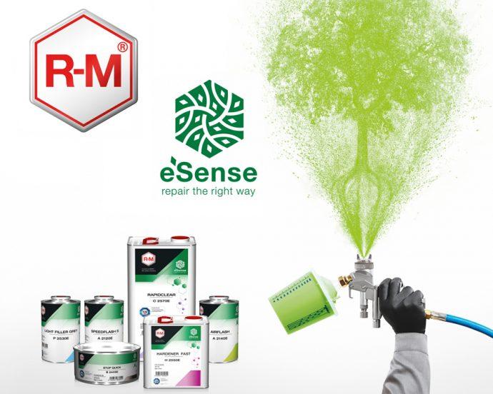 R-M nueva línea de productos eSense