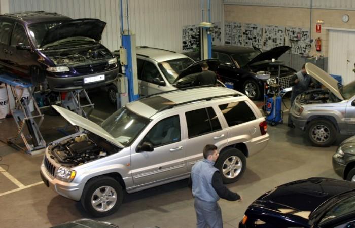 Más de un millón de vehículos pasan cada semana por el taller