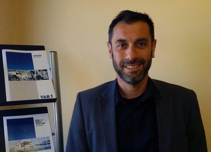 Raúl Pacho Director Comercial Adjunto TAB Spain
