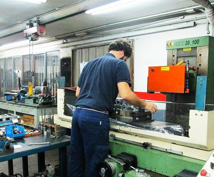 reconstrucción y reparación de motores en Rectificados Carcassona
