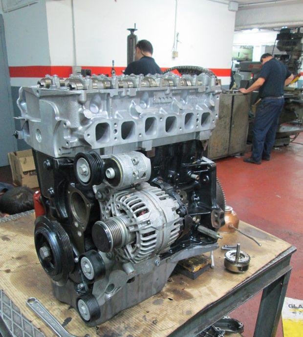 Rectificados Carcassona motor