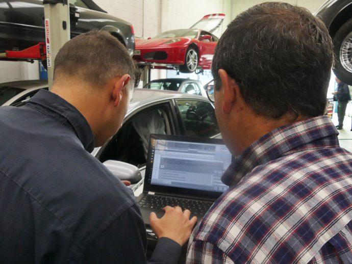 red de talleres especialistas cambio automático TTA