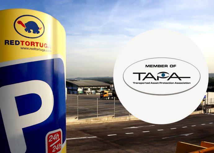 RedTortuga La Jonquera parking seguro para camiones