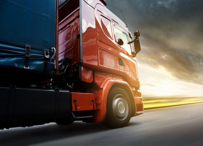 reducción drástica contaminación de los camiones nuevos