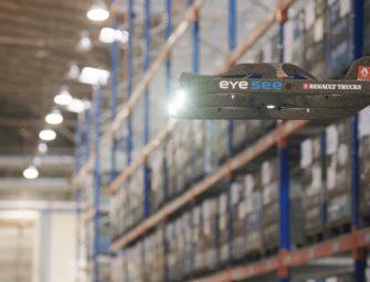 Renault Trucks confía en los drones para mejorar su gestión logística