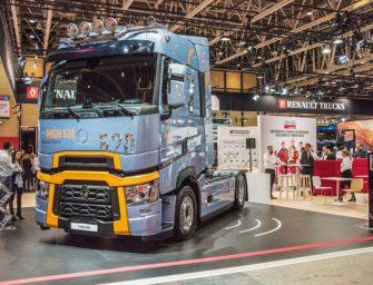 Así fue el paso de Renault Trucks por la feria Solutrans 2019