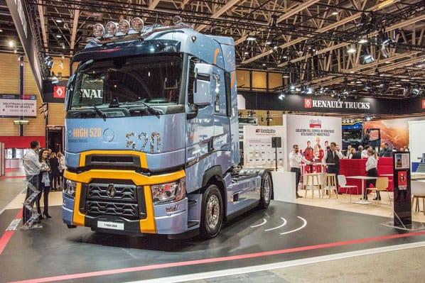 Renault Trucks en Solutrans 2019