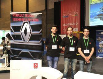Renault Trucks presentó en Aula el Grado Superior en Automoción
