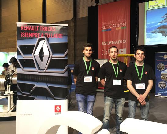 Renault Trucks Grado Superior en Automoción