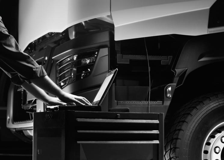 Renault Trucks nuevo contrato de mantenimiento enDurance