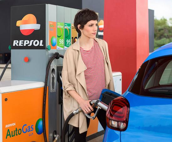 reparatucoche servicio Autogas