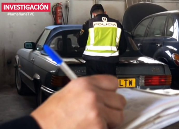 reportaje taller ilegal