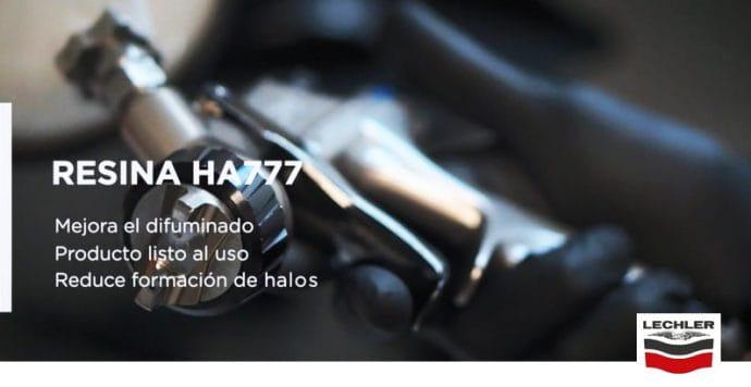 resina específica para difuminados Lechler HA777 Hydrofan Easy Blending Additive