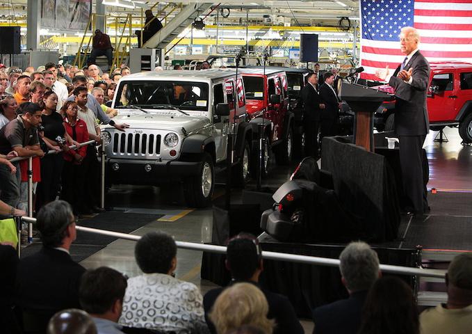 retos de la automoción estadounidense bajo presidencia de Joe Biden